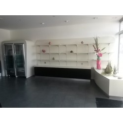 Agencement magasin occasion boulangerie
